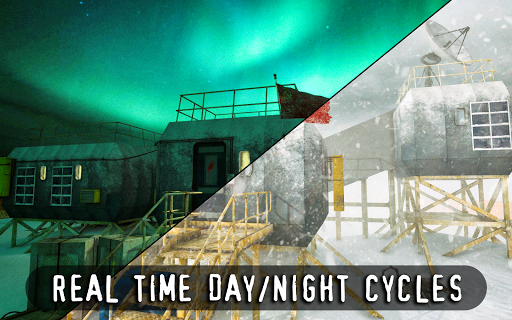 Antarctica 88: Scary Action Survival Horror Game screenshots 13