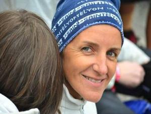 Véronique court au marathon des sables 2016 pour soutenir L'Arche en Pays Toulousain
