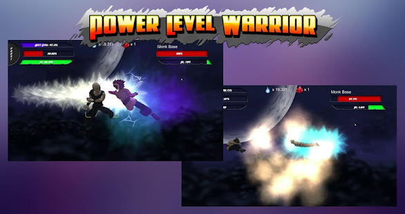 Game Power Level Warrior APK for Windows Phone
