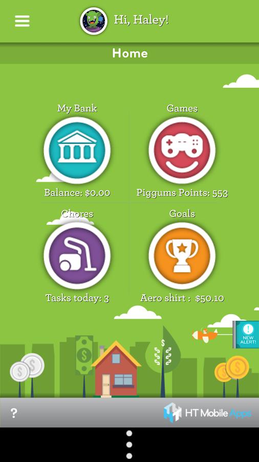 Banker Jr.- screenshot