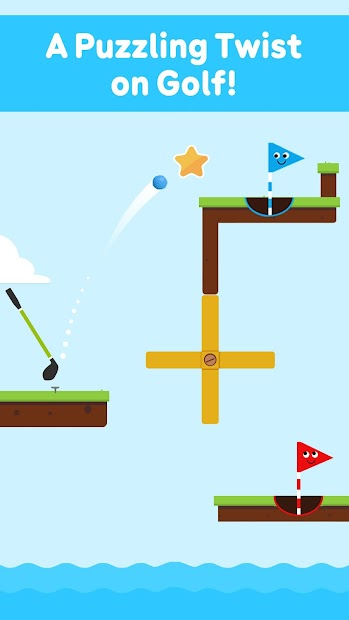 Happy Shots Golf Android App Screenshot