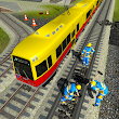 Indian Train City Drive Road Construction Sim