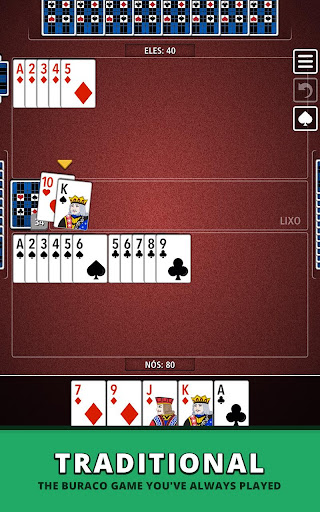 Buraco Canasta Jogatina: Card Games For Free apkpoly screenshots 10