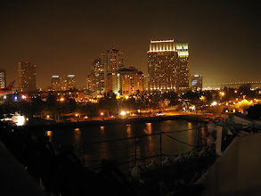 Photo: 城市夜景