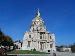 Photo: Výlet do Paříže (Paříž, Versailles a Remeš) za 1. místo v 8. ročníku Dějepisné soutěže o cenu Dominika Haška (středa 28. říjen - neděle 1. listopad 2015).