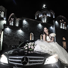 Wedding photographer Kostas Sinis (sinis). Photo of 11.12.2017