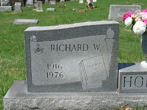 Photo: Holman, Richard W.