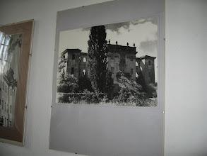 Photo: Na zdjęciu ruiny zamku w Rydzynie po przejściu Armii Czerwonej