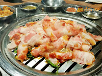 新橋韓式燒肉