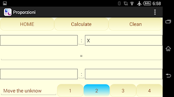 Screenshot of GeometryCalculatorFree