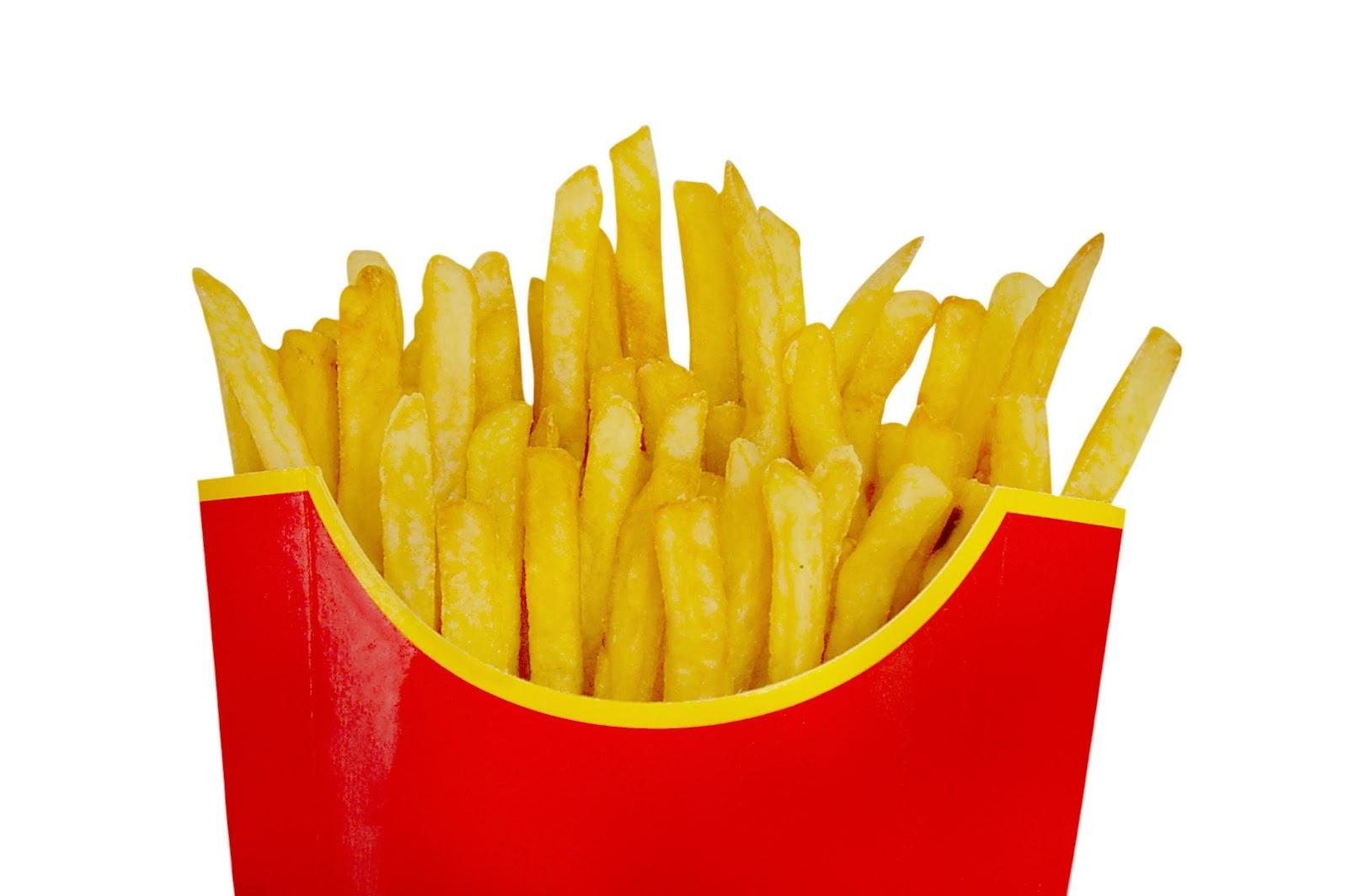 Copycat McDonald's French Fries Recipe by David Kaplan