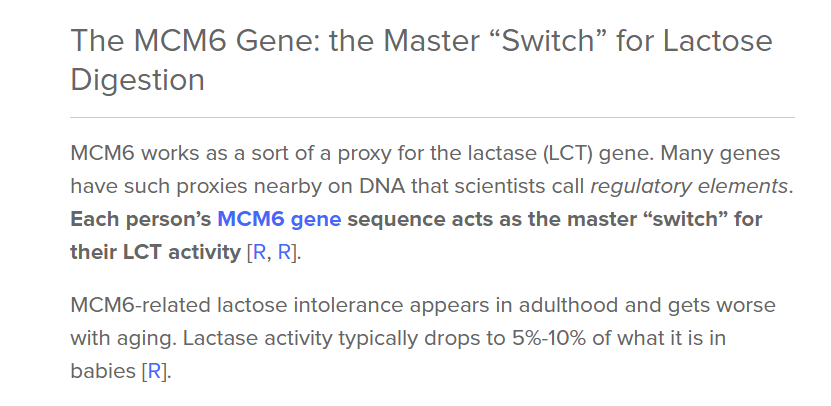 Explanation of genes in a post on the SelfDecode Personalized Genetics blog.