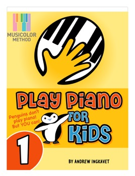 Play Piano For Kids 1 - Ipad Interactive