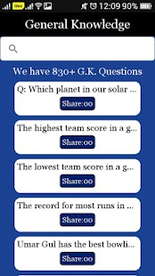 Download General Knowledge For PC Windows and Mac apk screenshot 3