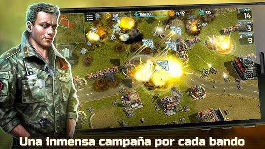 Art of War 3: RTS PvP moderno juego de estrategia 5