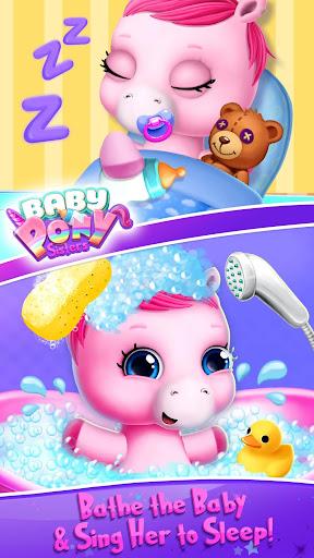 Baby Pony Sisters - Virtual Pet Care & Horse Nanny 5.0.14002 screenshots 2