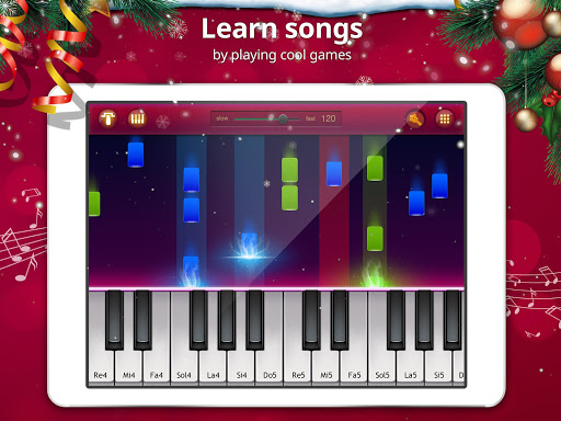 Christmas Piano: Music & Games 1.0.2 screenshots 7