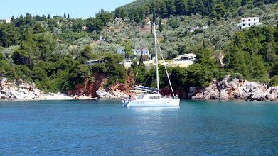 Photo: Stafylos beach
