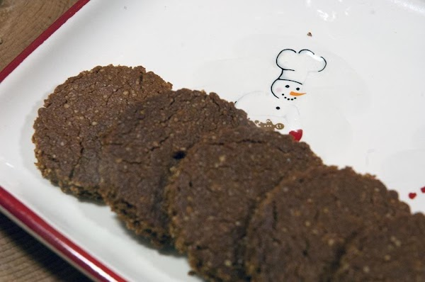 Tasty Honey & Almond Cookie Wafers Recipe
