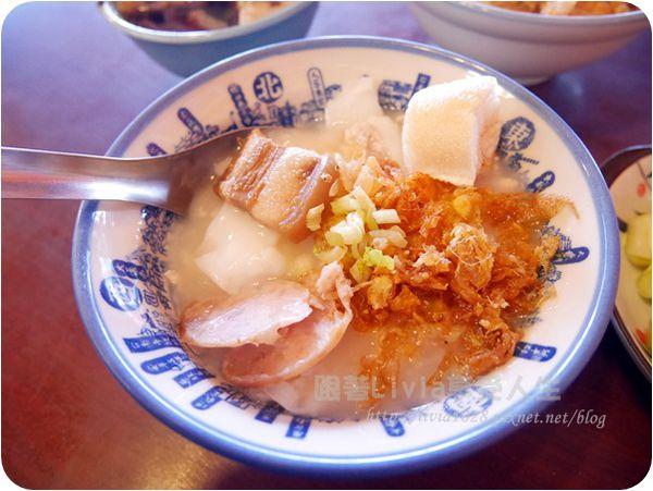 台南特色名產 阿喬師水粄粥 台南碗粿 傳統美食充滿懷舊好滋味 ❤跟著Livia享受人生❤