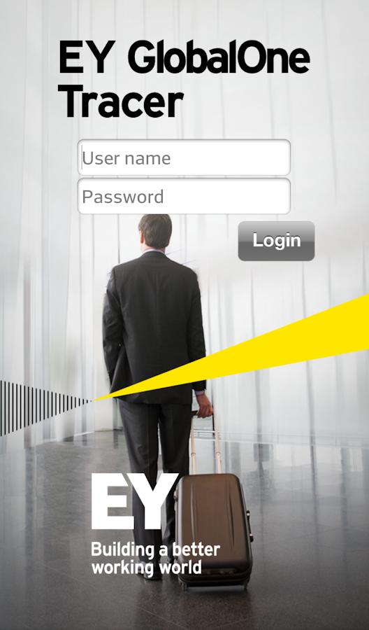 EY GlobalOne - screenshot