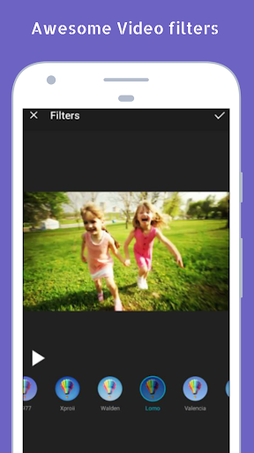 Video Editor : Free Video Maker with KlipMix 4.8.0 screenshots 2