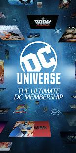 DC Universe – The Ultimate DC Membership 1