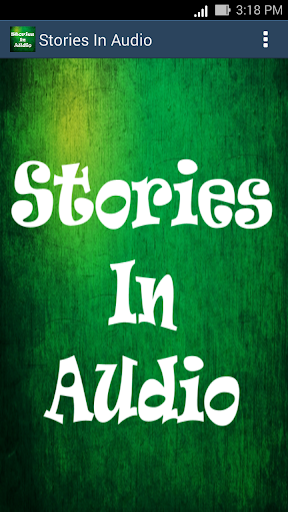 Stories In Audio