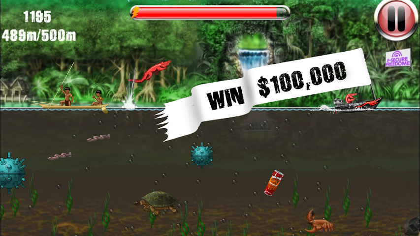 android Mad-Croc Screenshot 1