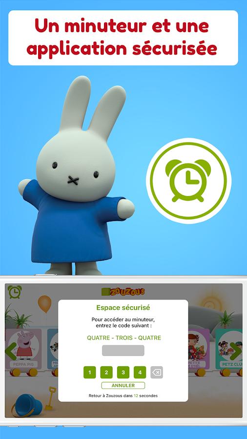 Zouzous dessins anim s pour les tout petits android apps on google play - Dessin anime zouzous france 5 ...