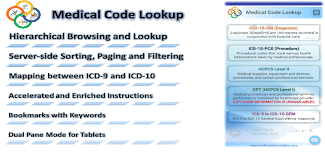 Medical Code Lookup poster