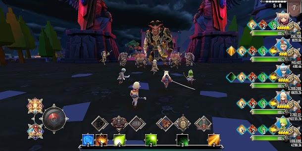 Raid Manager MOD APK (Unlimited Gold) 2