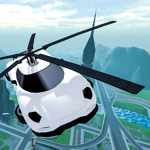 Flying Car Rescue Flight Sim 2 1 Apk, Free Simulation Game