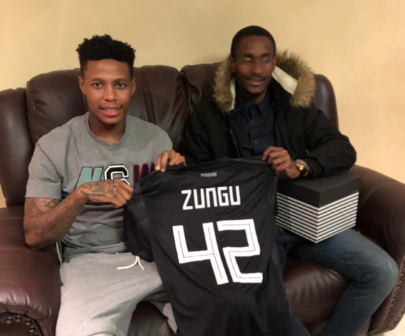 Pirates coach Sredojevic says he would've slapped Bongani Zungu if he was one of his former players