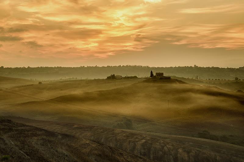 Golden sunrise di Elena Pardini
