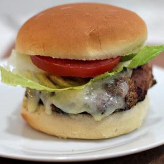 Weight Watchers Bacon-Cheddar Turkey Burgers