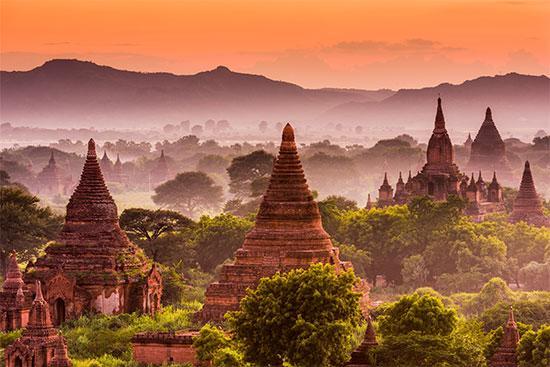 Du lịch Myanmar và những điểm bạn không thể bỏ lỡ