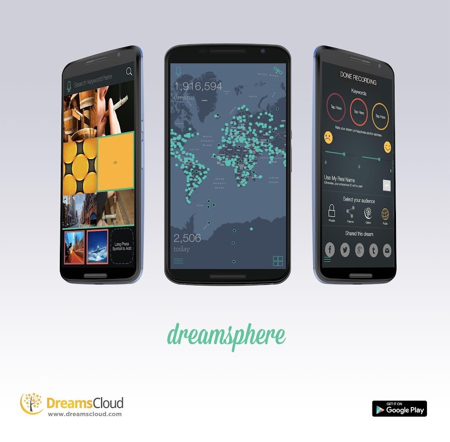 DreamSphere- screenshot