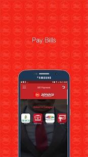 ZANACO Mobile Banking - náhled