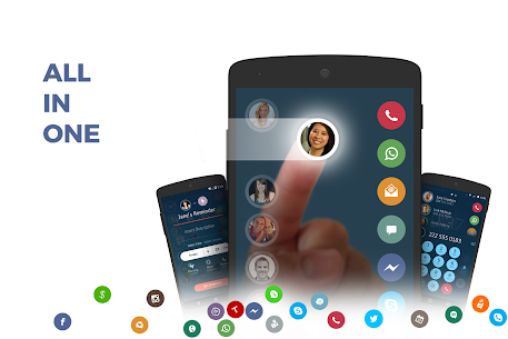 Contacts, Phone Dialer & Caller ID: drupe v3.4.6 [Pro] [Mod] 1