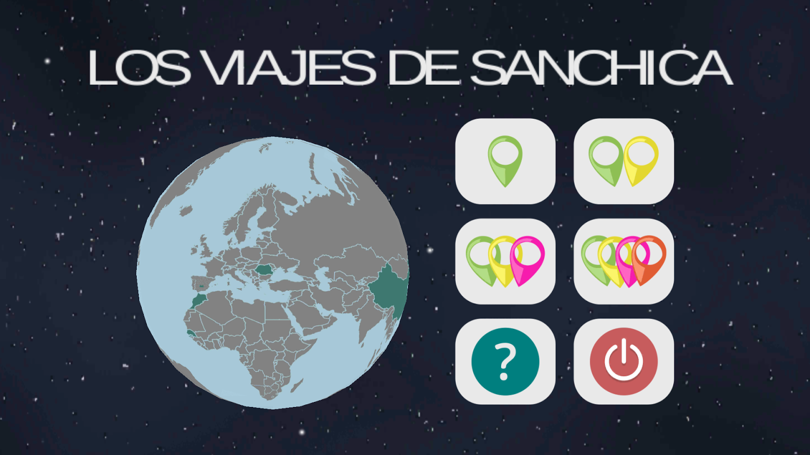 Los viajes de Sanchica- screenshot