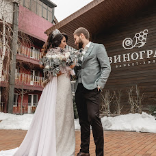 Wedding photographer Aleksandr Romanusha (alexromanusha). Photo of 22.02.2018