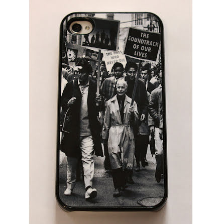 Throw It To The Univers - iPhone Cover 4/4S