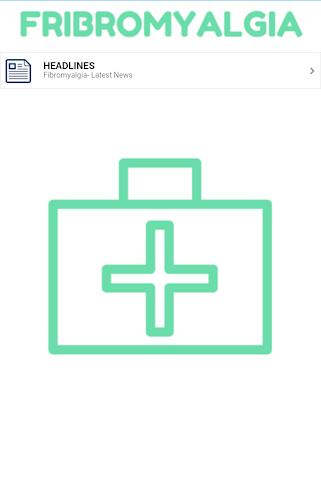 android Fibromyalgia Screenshot 3