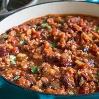 Vegan Chili Recipe | Epicurious.Com Recipe