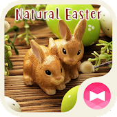 Cute Wallpaper Natural Easter Theme