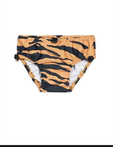 Mini Rodini Tiger Badbyxor Baby Bruna