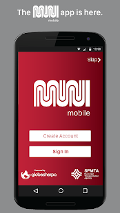 MuniMobile- screenshot thumbnail