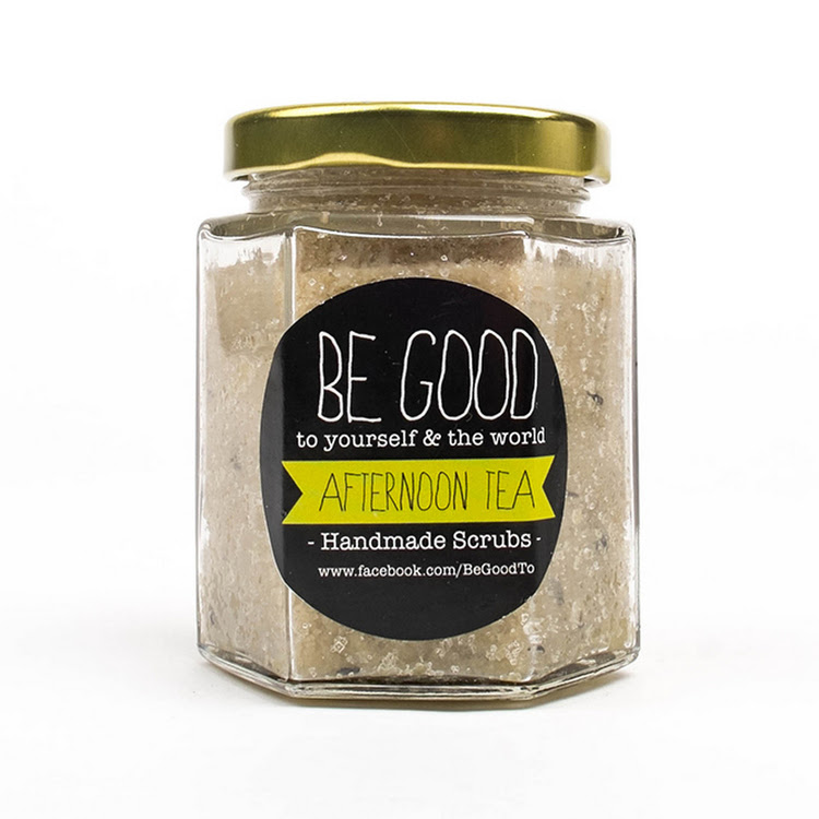 Afternoon Tea Body Scrub by BeGood