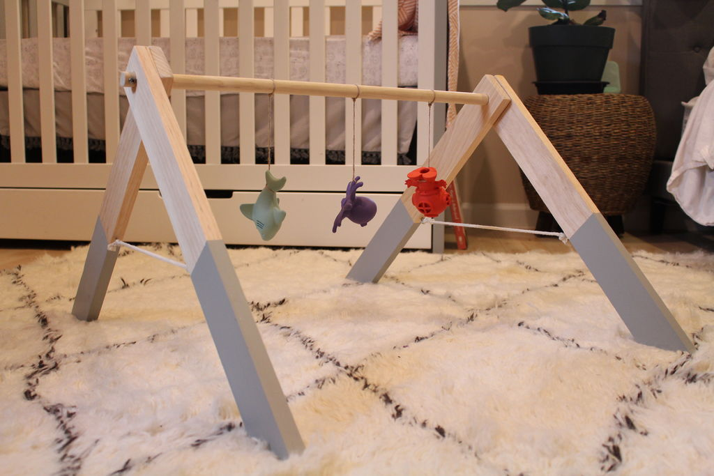 baby gym, a craft that makes money